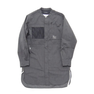 Grass Note グラスノート ロングシャツ 正面