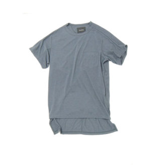 Grass Note グラスノート ロングTシャツ 正面