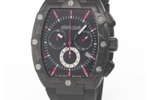 roberto cavalli by FRANCK MULLER  トノー型 正面 P0031