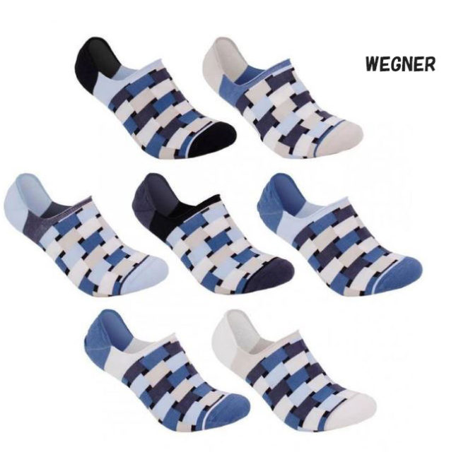 SOLO SOCKS NO SHOWS WEGNER